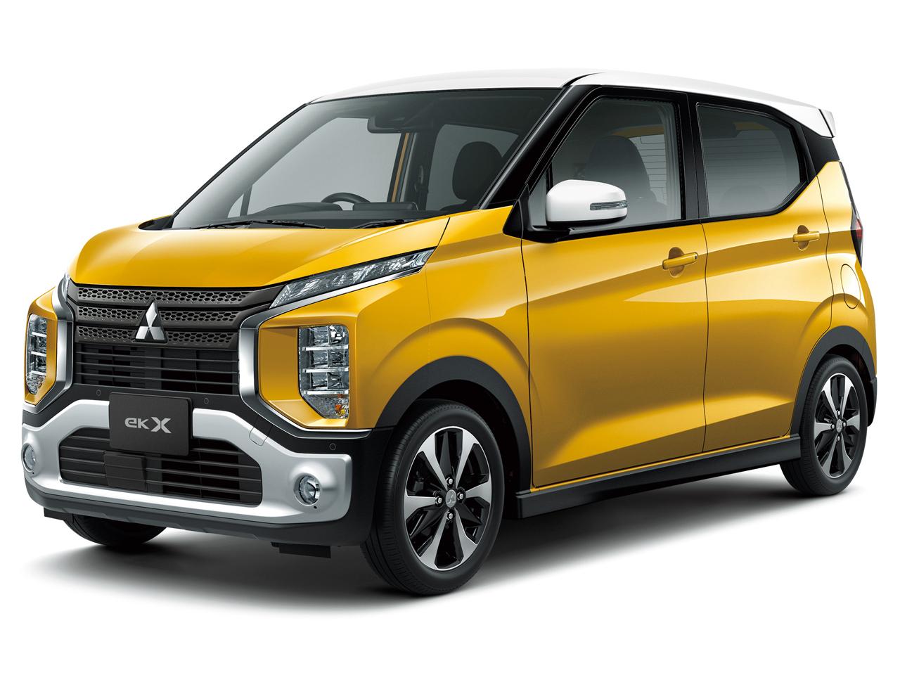 三菱 eKクロス 2019年モデル 新車画像