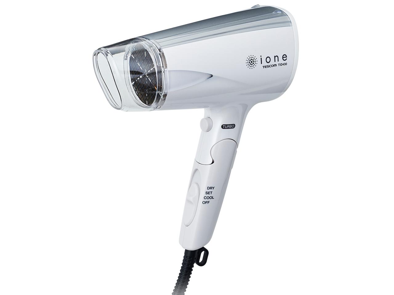 『本体1』 ione TID430-S [ライトシルバー] の製品画像