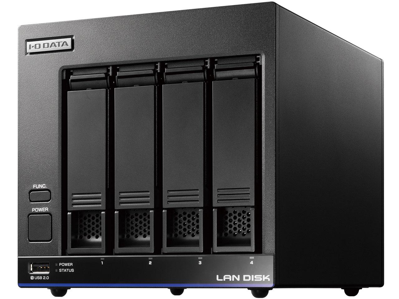 LAN DISK X HDL4-X32 の製品画像