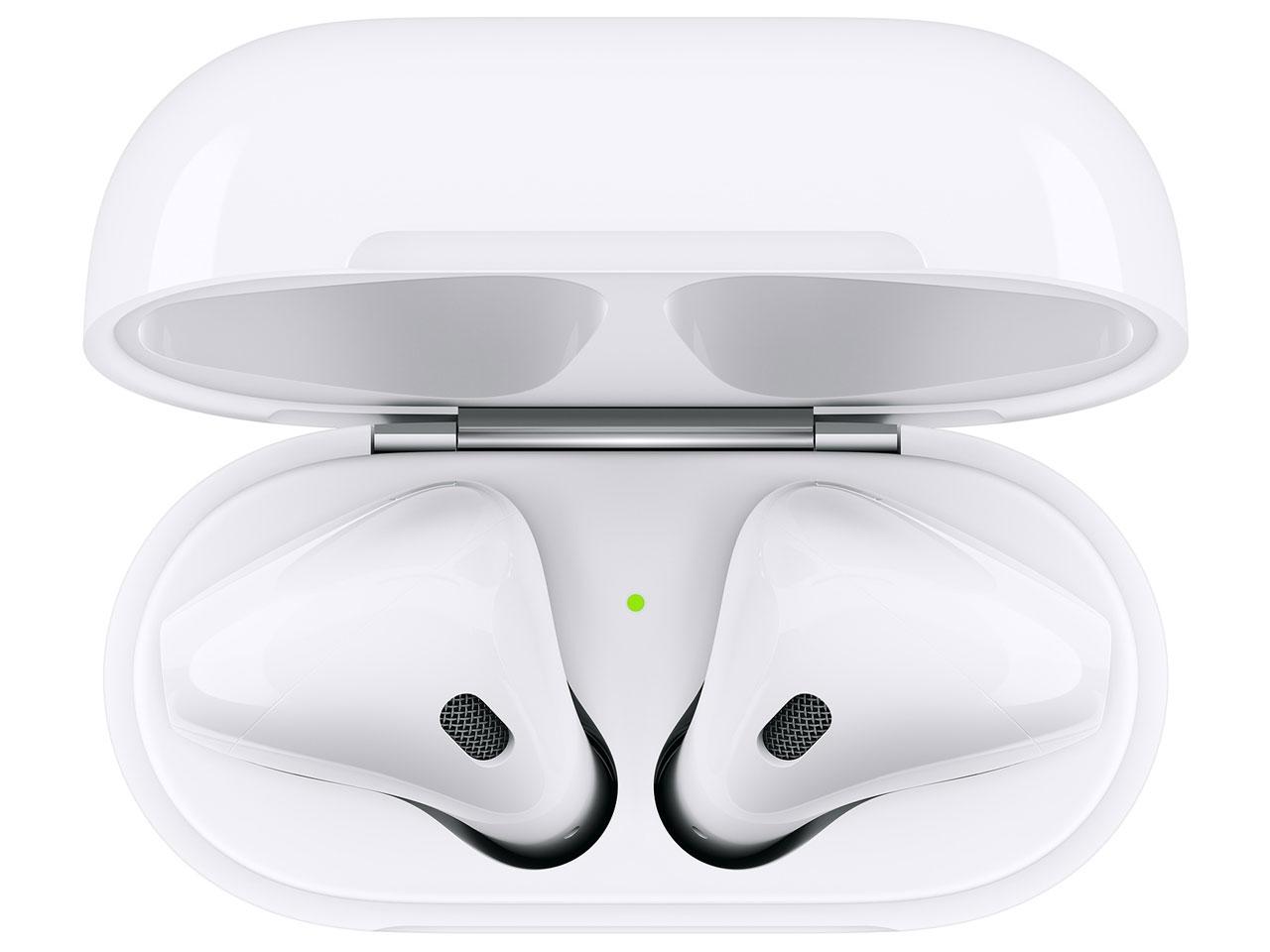 『本体 充電ケース1』 AirPods with Charging Case 第2世代 MV7N2J/A の製品画像