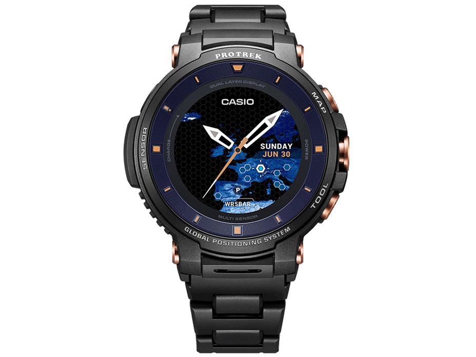 Smart Outdoor Watch PRO TREK Smart Limited Edition WSD-F30SC