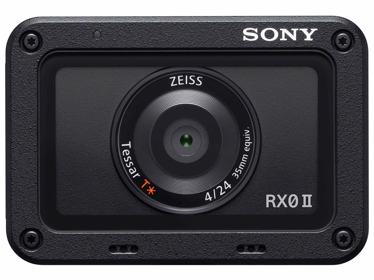 『本体 正面』 サイバーショット DSC-RX0M2 の製品画像