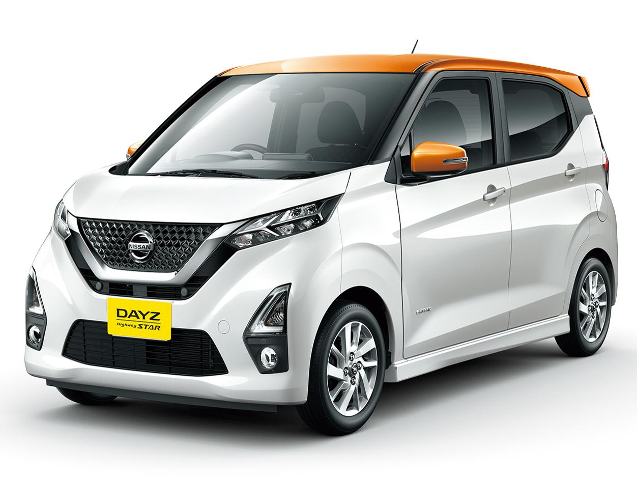 日産 デイズ 2019年モデル 新車画像