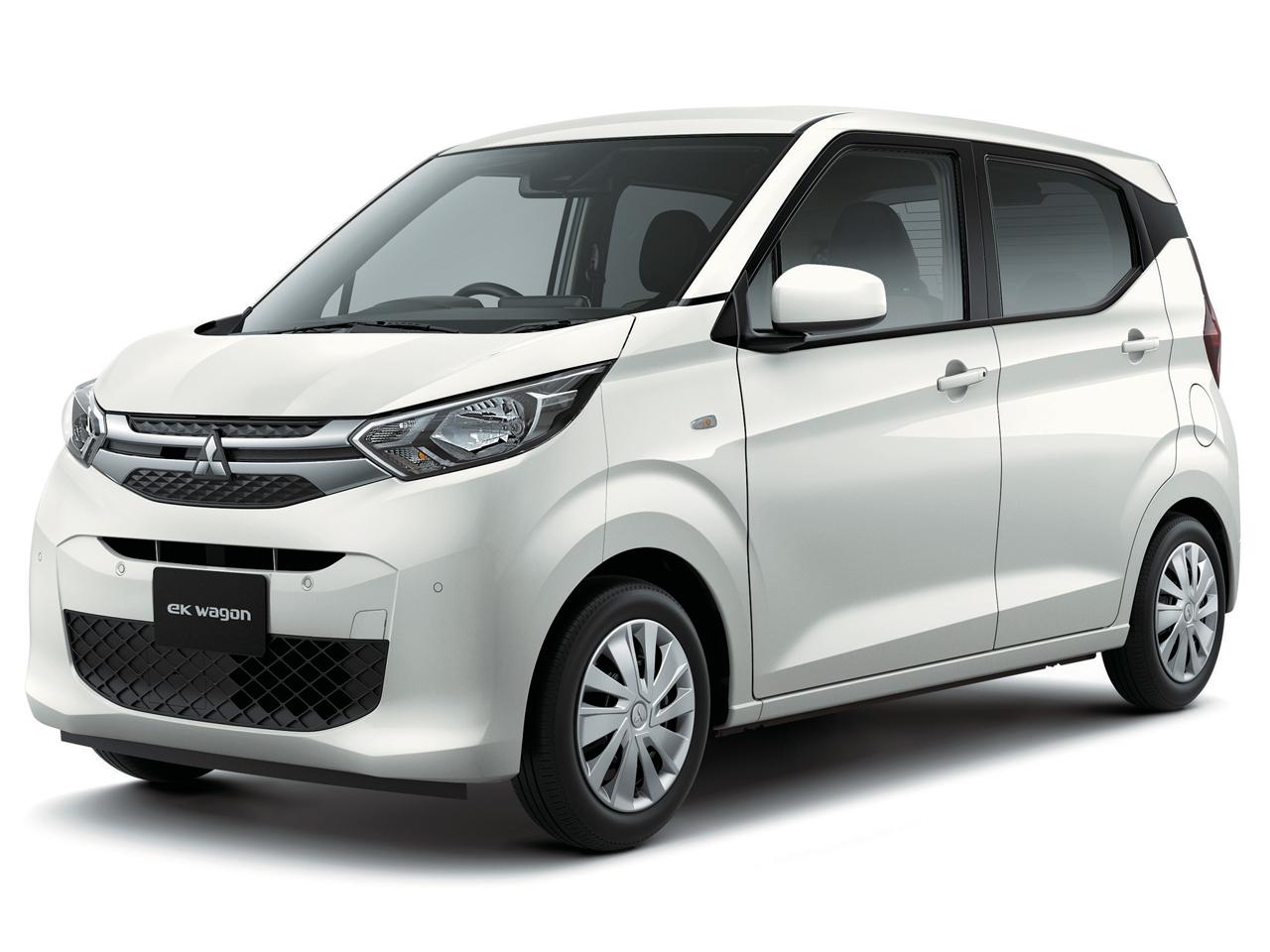三菱 eKワゴン 2019年モデル 新車画像