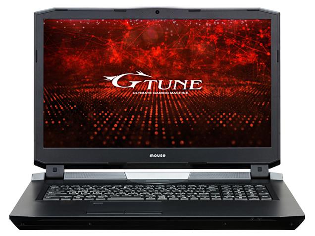 NEXTGEAR-NOTE i7950PA1 Core i9/64GBメモリ/1TB NVMe SSD+2TB HDD/RTX2080/17.3型フルHD液晶搭載モデル の製品画像