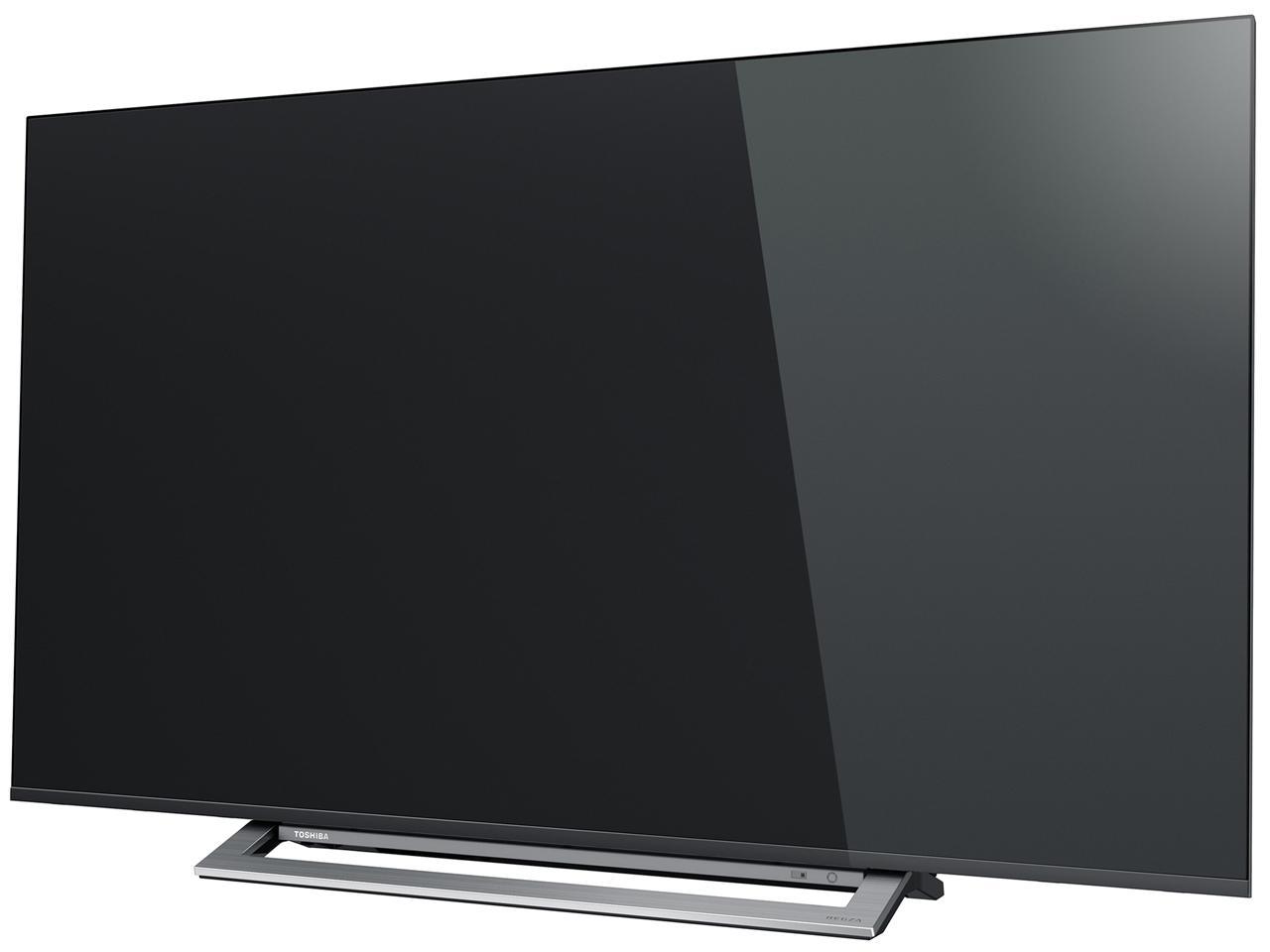 『本体 斜め』 REGZA 50M530X [50インチ] の製品画像