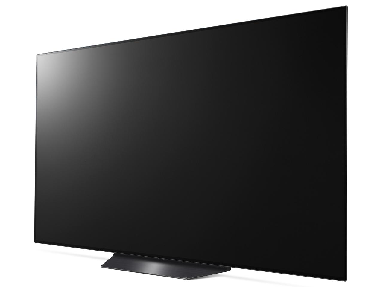 『本体 斜め』 OLED55B9PJA [55インチ] の製品画像