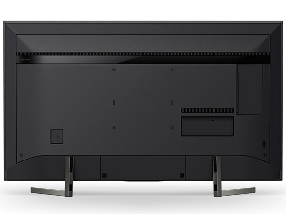 『本体 背面』 BRAVIA KJ-65X9500G [65インチ] の製品画像