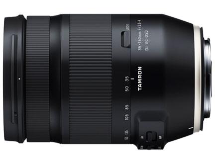 35-150mm F/2.8-4 Di VC OSD (Model A043) [キヤノン用] の製品画像
