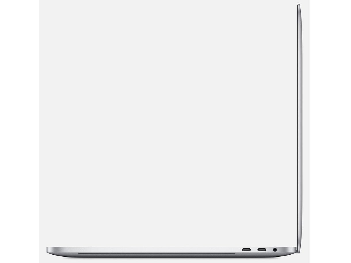 『本体 右側面』 MacBook Pro Retinaディスプレイ 2300/15.4 MV932J/A [シルバー] の製品画像