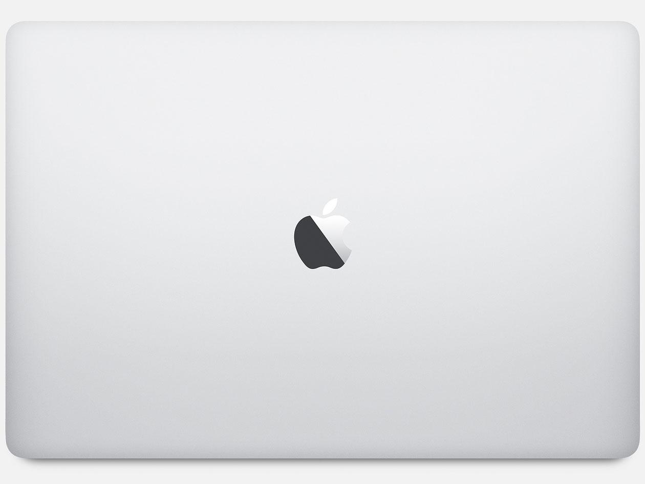 『本体 背面』 MacBook Pro Retinaディスプレイ 2300/15.4 MV932J/A [シルバー] の製品画像