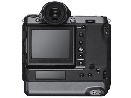 『本体 背面2』 FUJIFILM GFX100 ボディ の製品画像