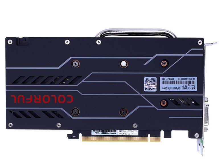 『本体3』 GeForce RTX 2060 6G V2 [PCIExp 6GB] の製品画像