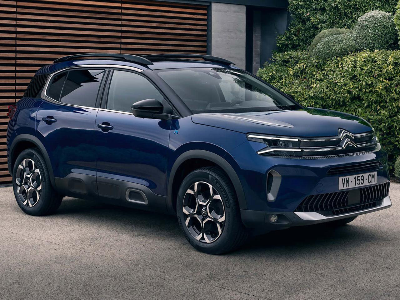 シトロエン C5 AIRCROSS SUV 2019年モデル 新車画像