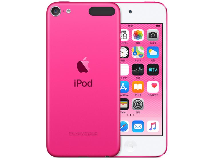 iPod touch MVHR2J/A [32GB ピンク] の製品画像