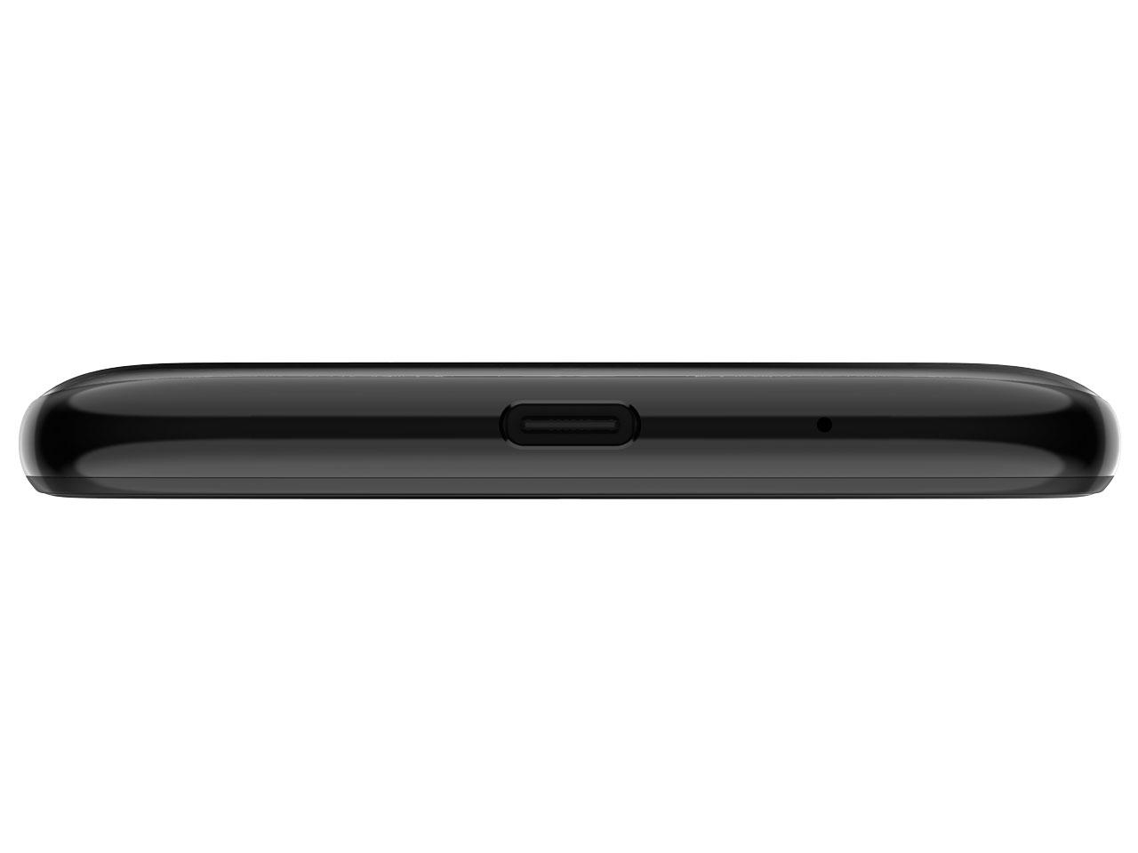 『本体 側面2』 moto g7 SIMフリー [セラミックブラック] の製品画像