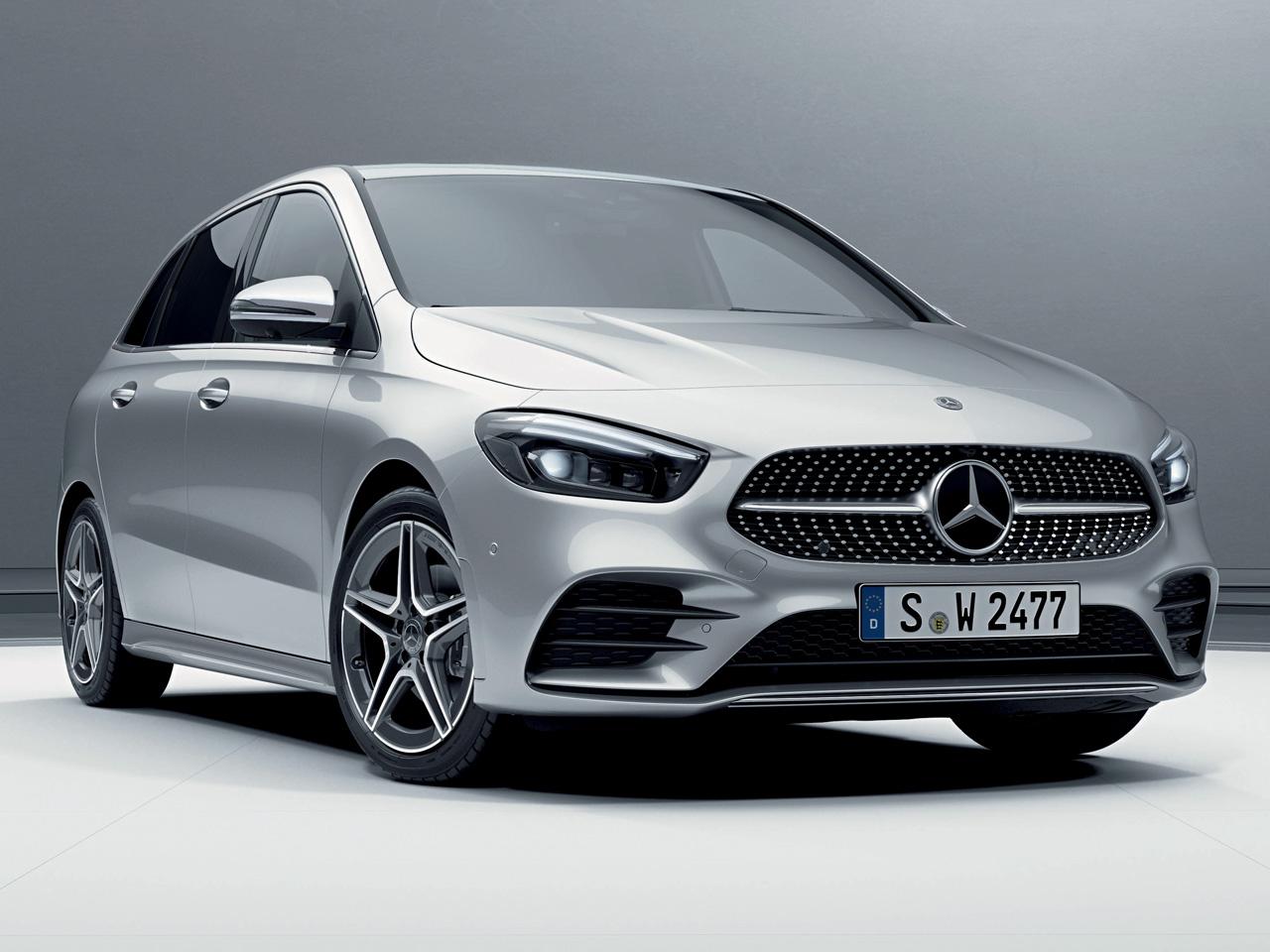 メルセデス・ベンツ Bクラス 2019年モデル 新車画像