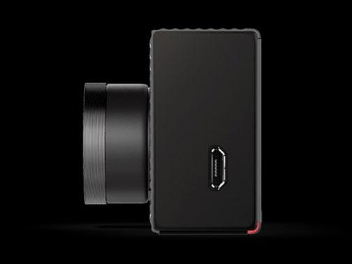 『本体 右側面』 Dash Cam 46Z の製品画像