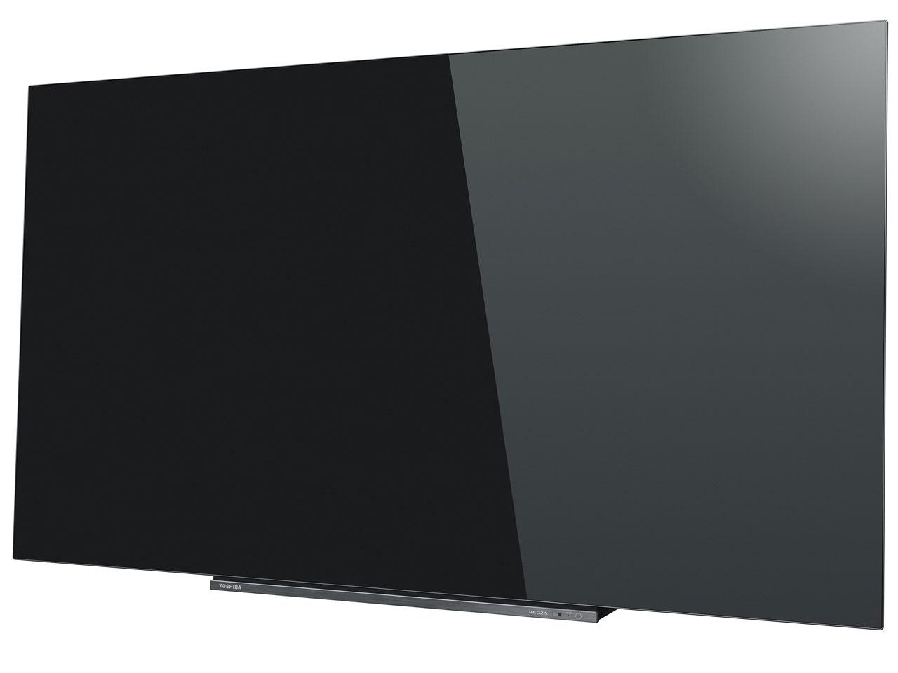 『本体 斜め』 REGZA 55X930 [55インチ] の製品画像