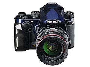 PENTAX KP J limited ボディ [Dark Night Navy] の製品画像