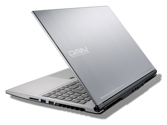 DAIV-NG5520S1-SH2 Core i7/8GBメモリ/256GB SSD+1TB HDD/GeForce GTX 1650/15.6型フルHD液晶搭載モデル の製品画像