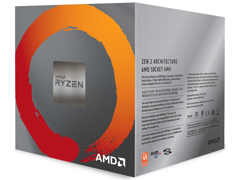 『パッケージ2』 Ryzen 7 3700X BOX の製品画像