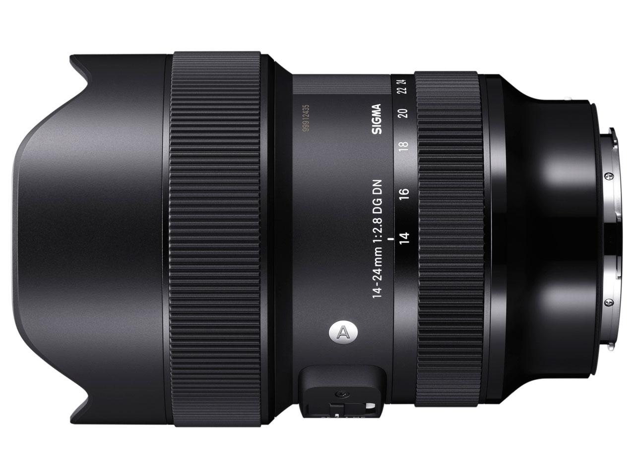 14-24mm F2.8 DG DN [ソニーE用] の製品画像