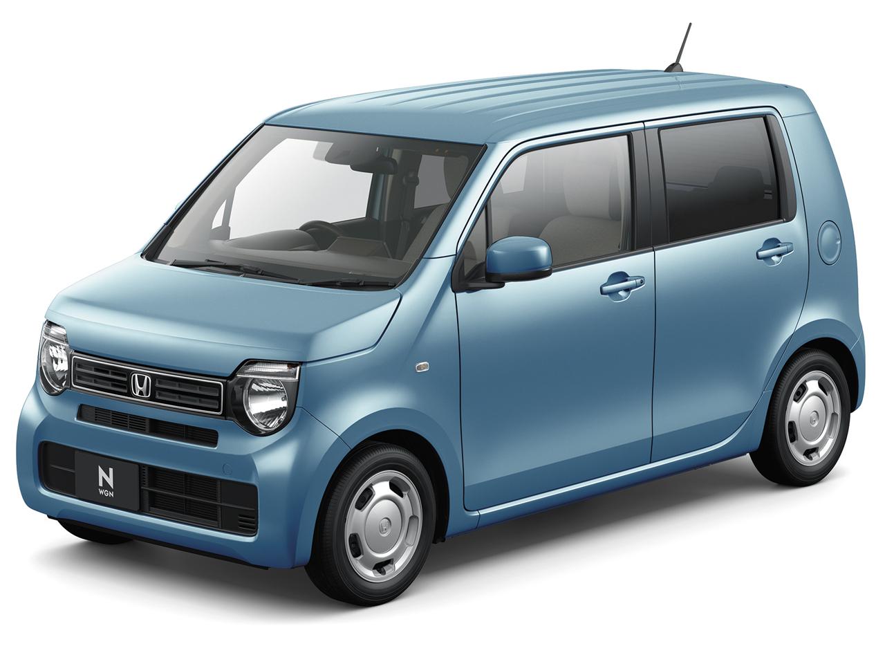 ホンダ N-WGN 2019年モデル 新車画像