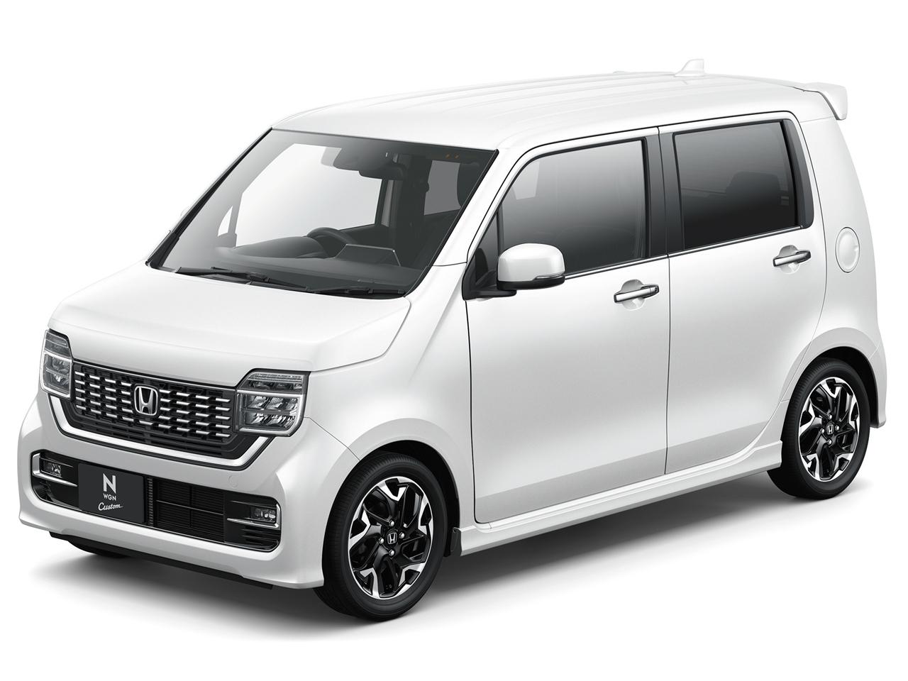 ホンダ N-WGN カスタム 2019年モデル 新車画像