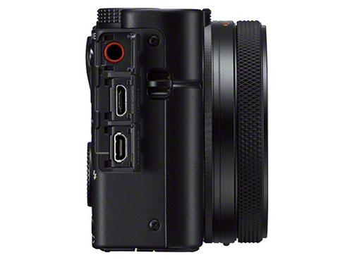 『本体 左側面』 サイバーショット DSC-RX100M7 の製品画像