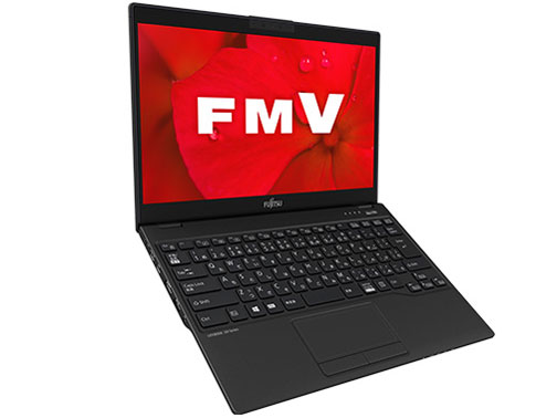 FMV LIFEBOOK UHシリーズ WU2/D2 KC_WU2D2_A031 Core i5・メモリ8GB・SSD 256GB搭載モデル [ピクトブラック] の製品画像