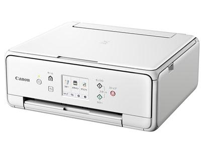 『本体 斜め』 PIXUS TS6330 [ホワイト] の製品画像