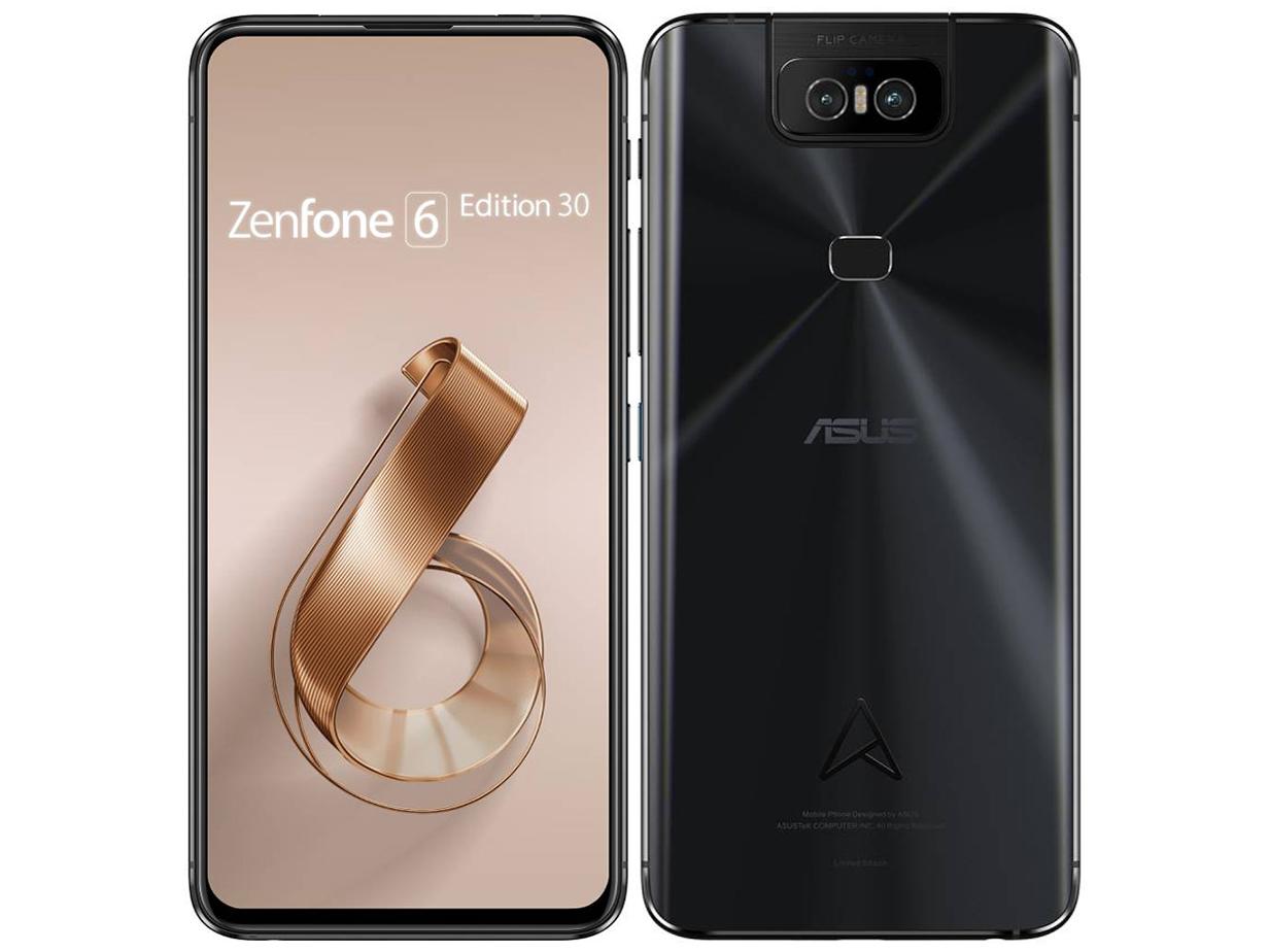 ASUS ZenFone 6 Edition 30 製品画像
