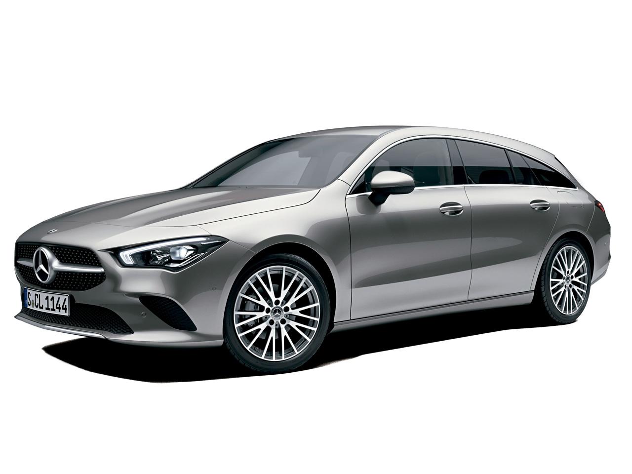 メルセデス・ベンツ CLAクラス シューティングブレーク 2019年モデル 新車画像