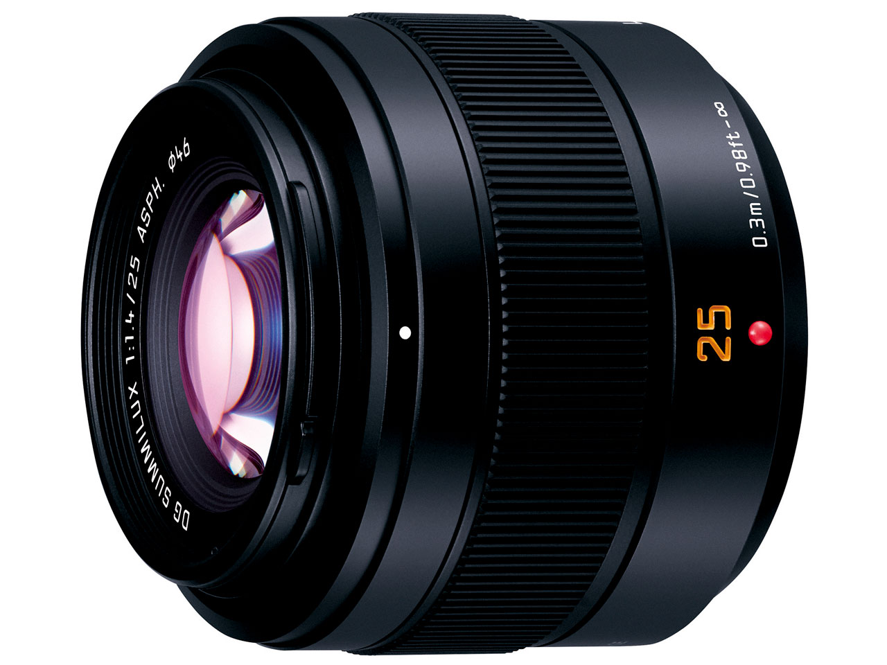 LEICA DG SUMMILUX 25mm/F1.4 II ASPH. H-XA025
