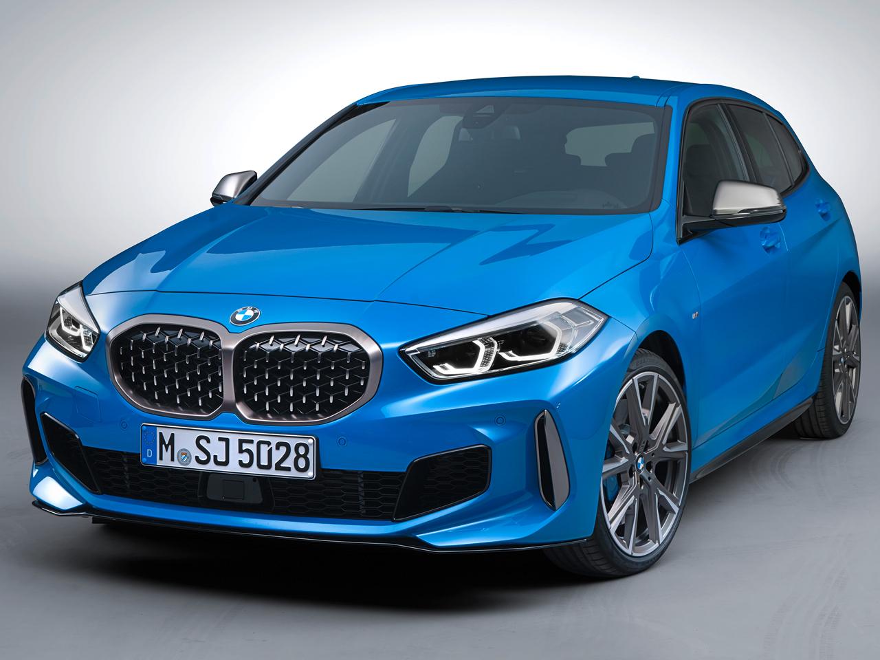 BMW 1シリーズ 2019年モデル 新車画像