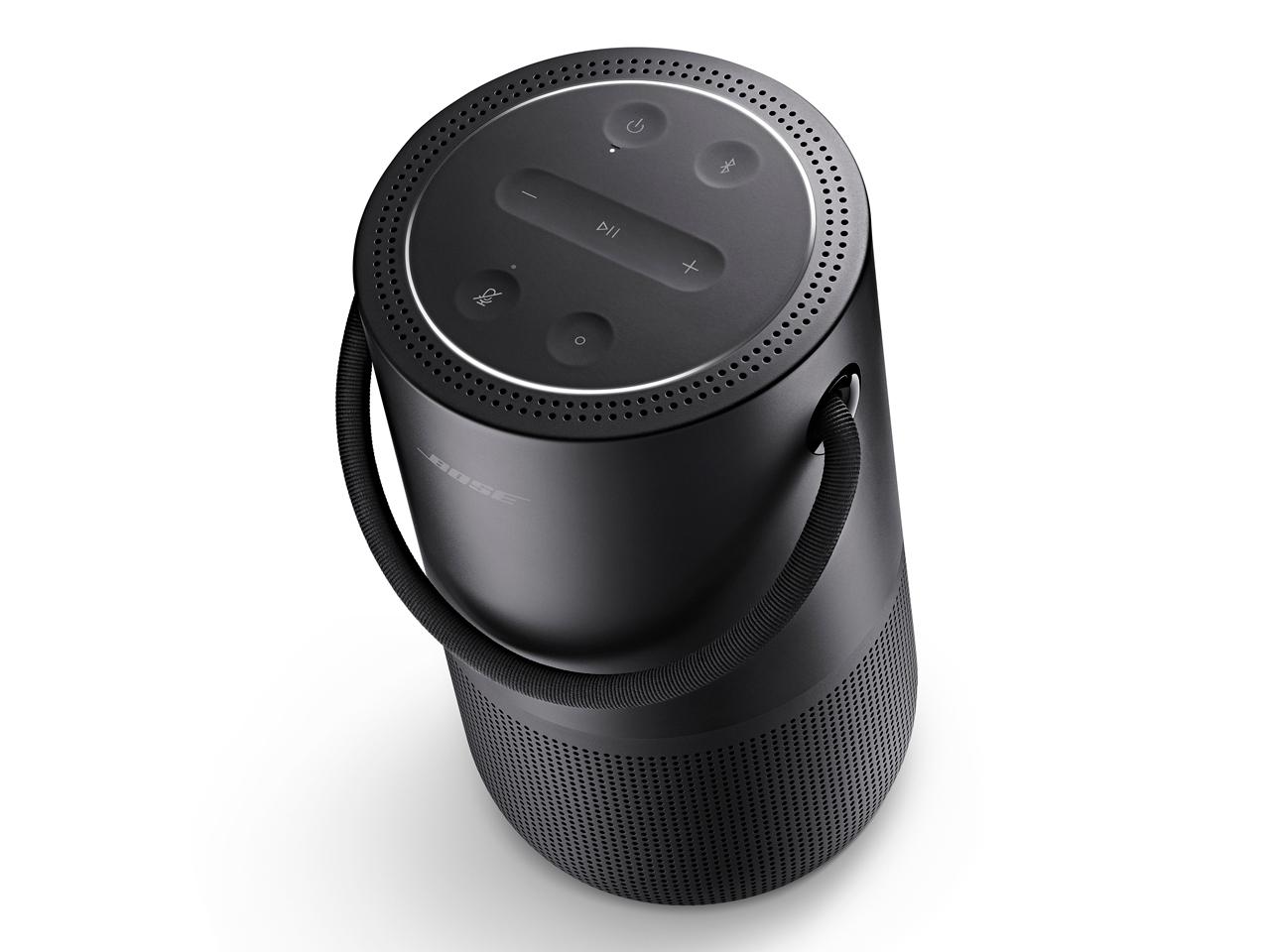 『本体』 Bose Portable Home Speaker [トリプルブラック] の製品画像