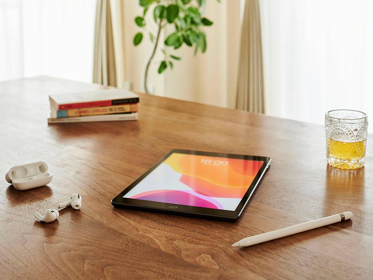 『本体 参考1』 iPad 10.2インチ 第7世代 Wi-Fi 32GB 2019年秋モデル MW742J/A [スペースグレイ] の製品画像