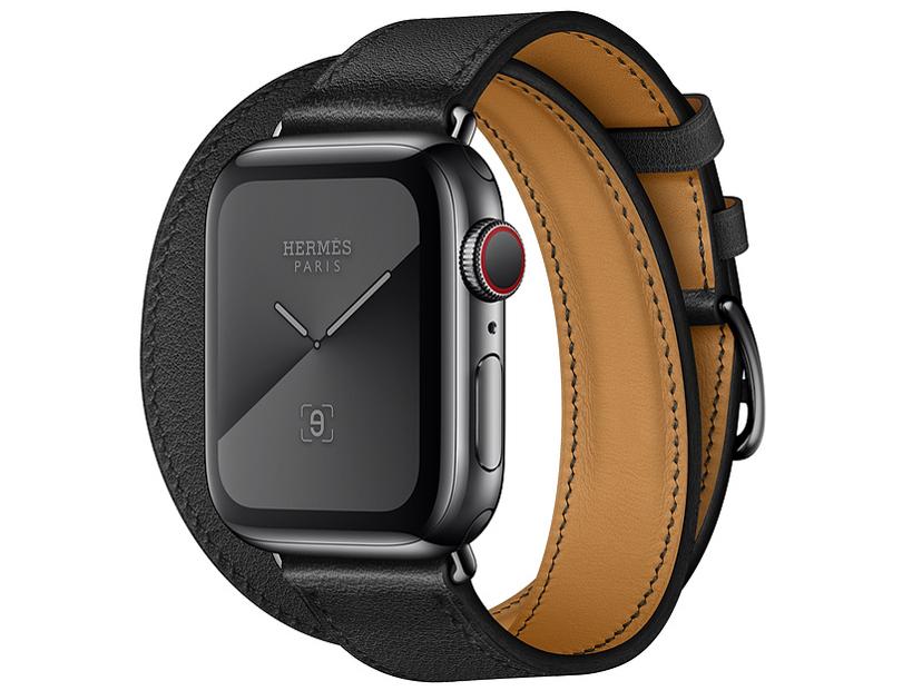 Apple Watch Hermes Series 5 GPS+Cellularモデル 40mm ドゥブルトゥール