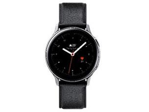 『本体 正面』 Galaxy Watch Active2 40mm [シルバー] の製品画像
