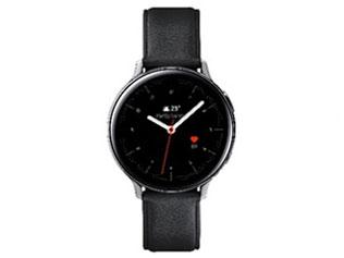 『本体 正面』 Galaxy Watch Active2 44mm [シルバー] の製品画像