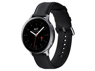 『本体 斜め』 Galaxy Watch Active2 44mm [シルバー] の製品画像