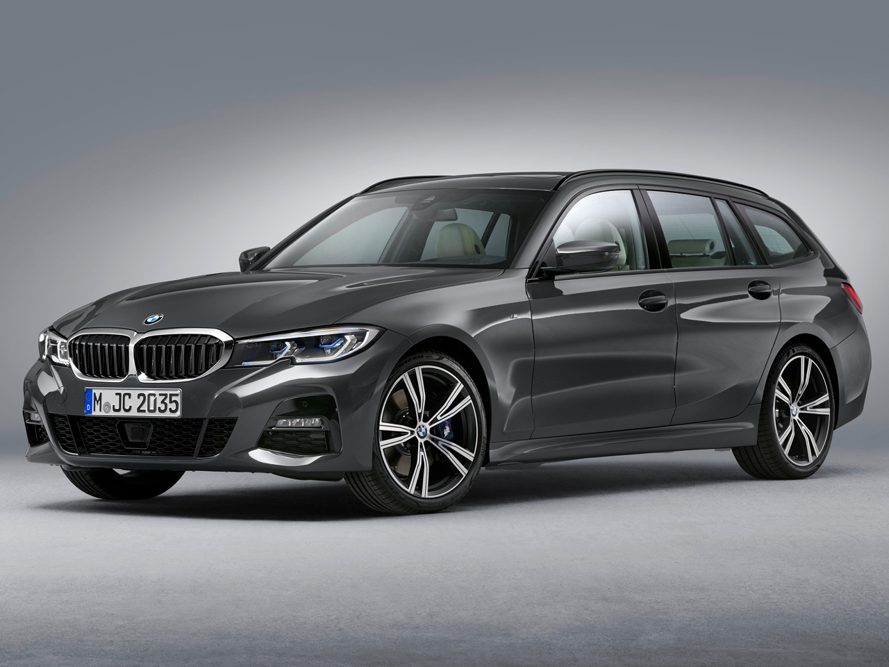 BMW 3シリーズ ツーリング 2019年モデル 新車画像