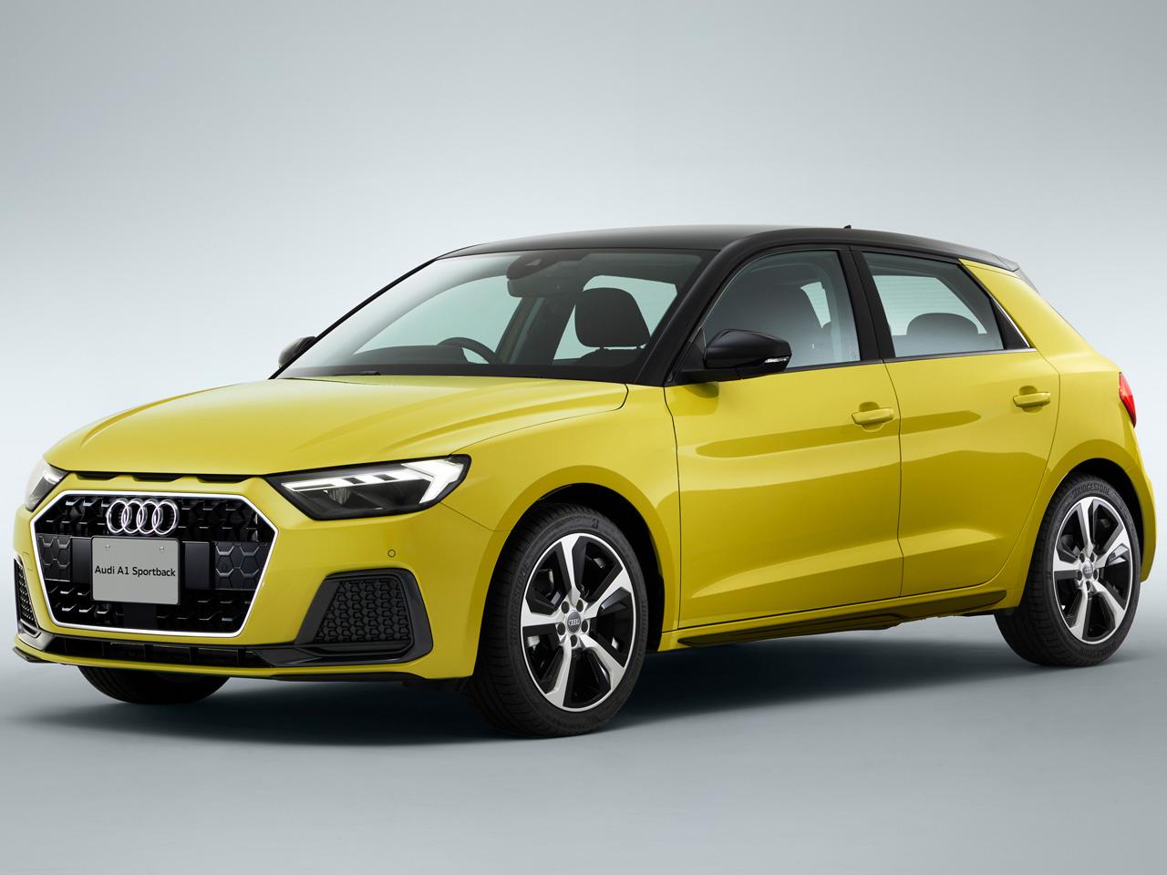 アウディ A1 スポーツバック 2019年モデル 新車画像