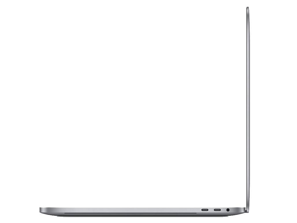 『本体 右側面』 MacBook Pro Retinaディスプレイ 2600/16 MVVJ2J/A [スペースグレイ] の製品画像