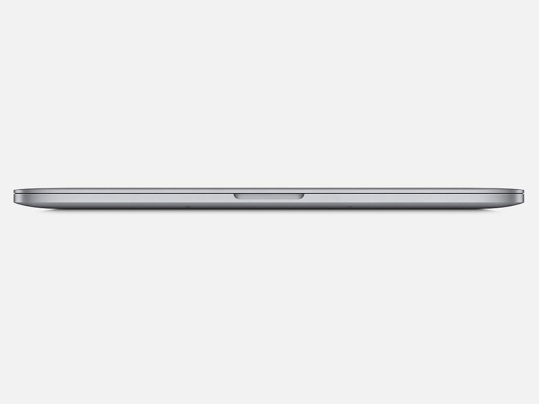 『本体 側面』 MacBook Pro Retinaディスプレイ 2600/16 MVVJ2J/A [スペースグレイ] の製品画像