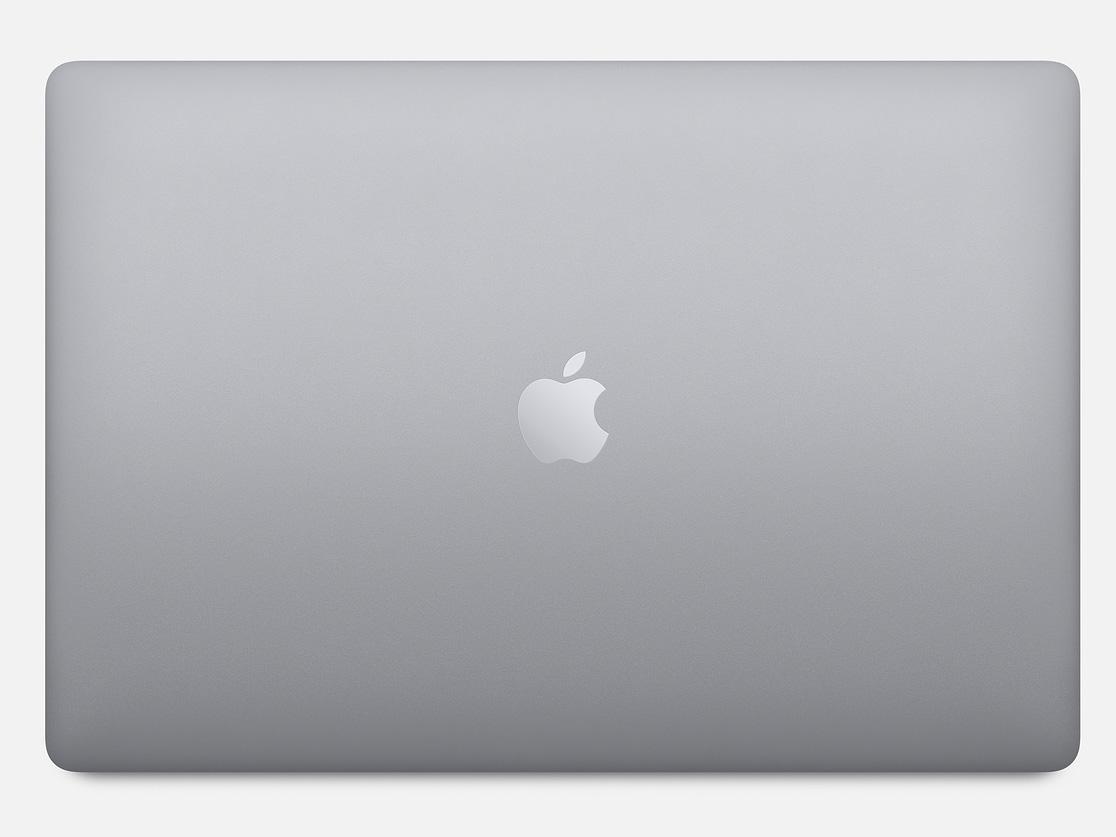 『本体 背面』 MacBook Pro Retinaディスプレイ 2600/16 MVVJ2J/A [スペースグレイ] の製品画像
