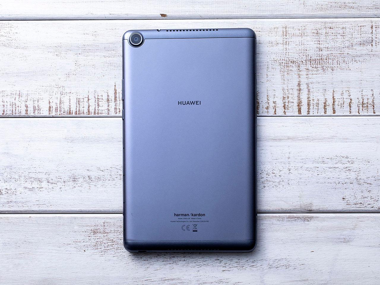 『本体 背面 参考1』 MediaPad M5 lite 8 LTEモデル 64GB JDN2-L09 SIMフリー の製品画像