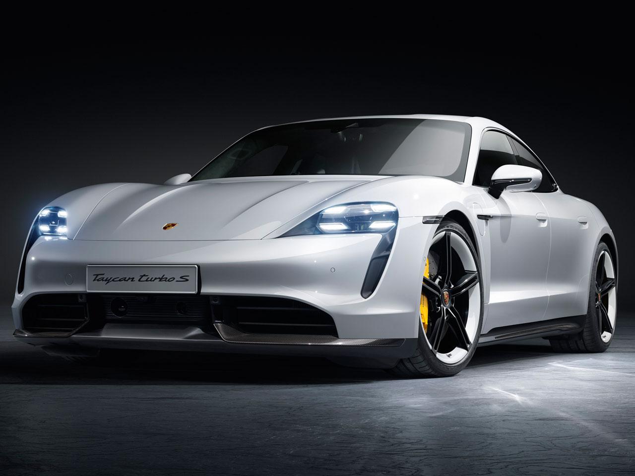 ポルシェ タイカン 2020年モデル 新車画像