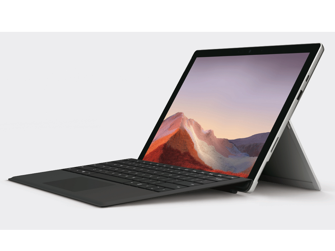 Surface Pro 7 タイプカバー同梱 QWT-00006
